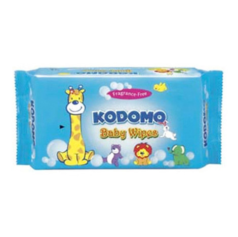 Kodomo Baby Wipes 70 Sheets