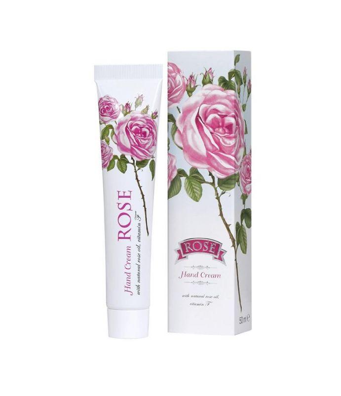 BULGARIAN Rose Hand Cream ( 50 ml )