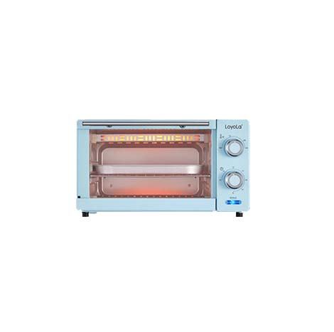 LOYOLA Multi-function Automatic 11Liter Small Electric Oven (LO11L)