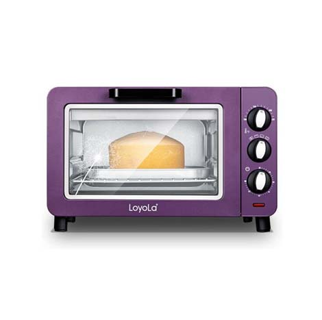 LOYOLA Multi-function Automatic 15-Liter Small Electric Oven (LO15L)