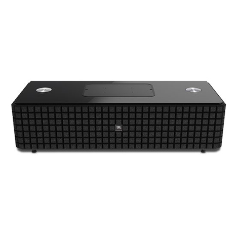 JBL Authentics Wireless Two-Way Speaker System (L8SSP)