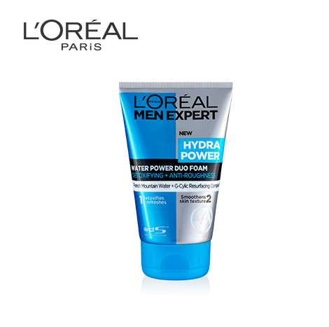 L'Oreal Paris Men Expert Hydration Hydra Power Duo Foam 100ml