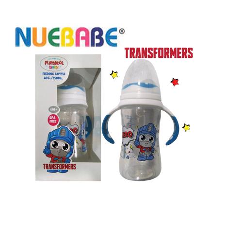 Transformer Wide Feeding Bottle 8Oz - LC0008