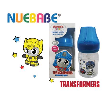 Transformer Feeding Bottle 5,9 Oz ( LC0009/10 )