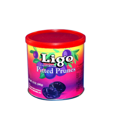 LIGO California Pitted Prunes ( 340g )