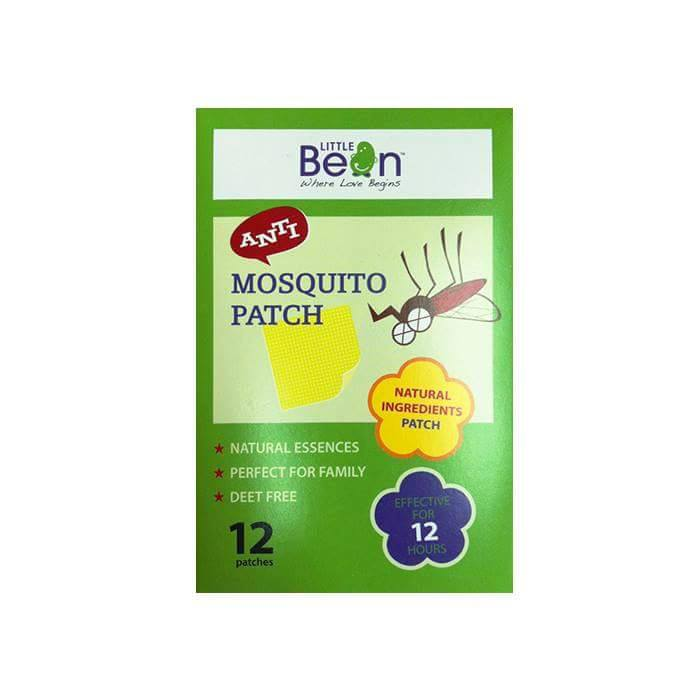 Little Bean Anti-Mosquito Patch 12's (LBBEF0002)