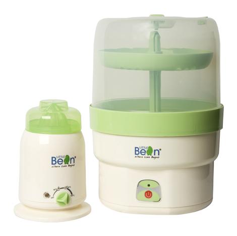 Little Bean Sterilizer + Warmer Combo (LBBEF-SC808AG2)