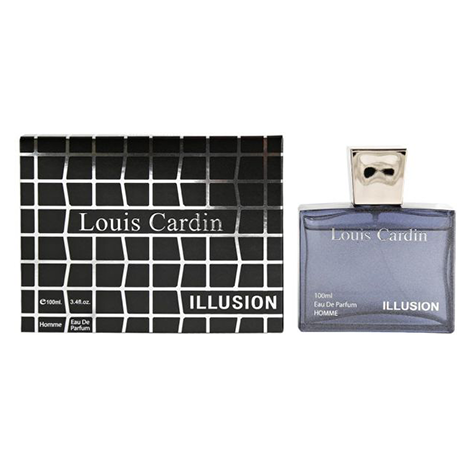 Louis Cardin Illusion EDP Homme 100ml