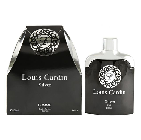 Louis Cardin Silver EDP Homme 100ml