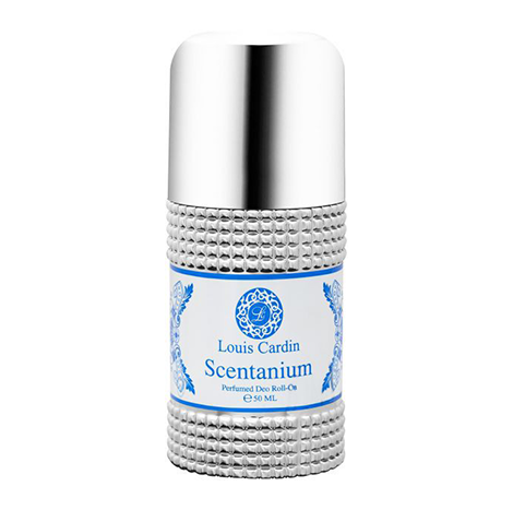 Louis Cardin Scentanium Deodorant Roll On for Men (50ml)