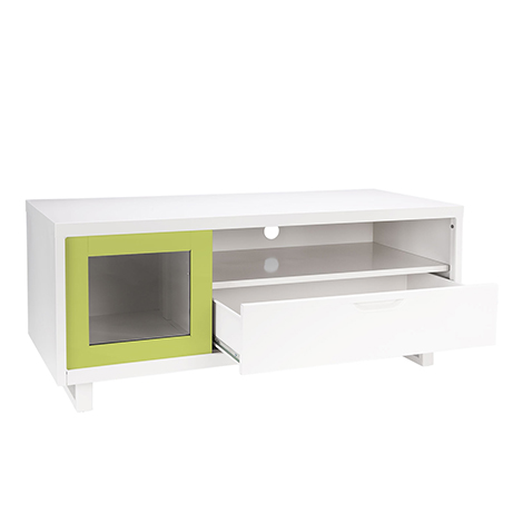 KIOSK TV Stand with Drawer ( LT-002 )
