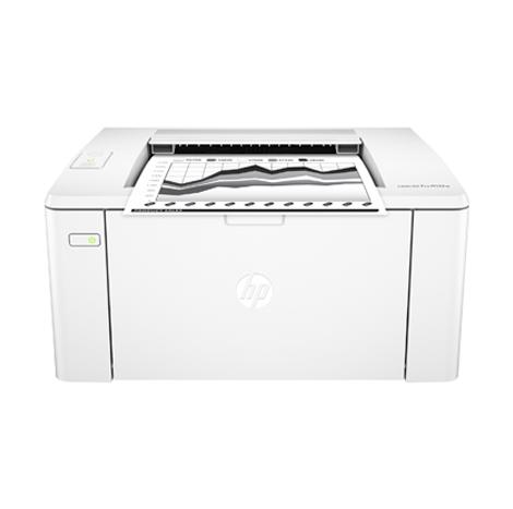 HP B/W LaserJet Pro (M102W)