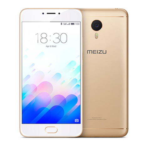 Meizu M6 (3GB,32GB) Gold