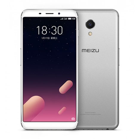 Meizu M6s (3GB, 32GB) Silver