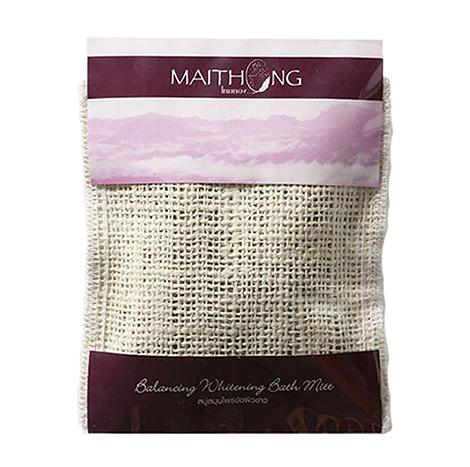 Maithong Balancing Whitening Bath Mitt 100g (2037032-1)