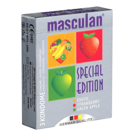 Masculan Special (Fruit) Edition