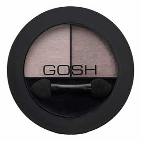 GOSH Matt Duo Eye Shadow 001