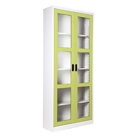 Kiosk High cabinet -Open glass door MAX-052