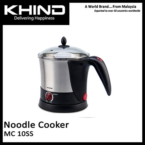 KHIND 1.0L Noodle Cooker ( MC 10SS )