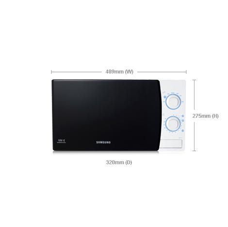 Samsung Microwave Oven (ME-711K)