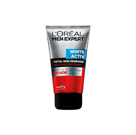 L'Oreal Paris MEN WHITE ACTIVE VOLCANO FOAM 100 ML