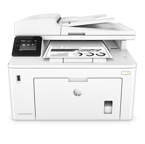 HP LaserJet Pro MFP M227fdw Printer