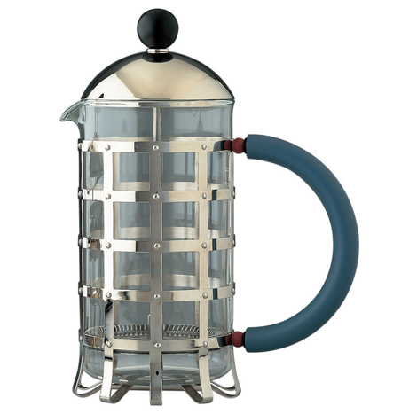 ALESSI Press Filter Coffee Maker (MGPF 8)