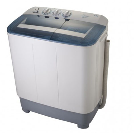 Midea Semi-auto Washing Machine (8kg) (MTC80-P501Q)