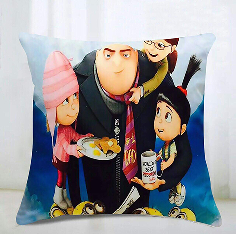 Memo Minion Pillow