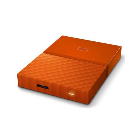 WD MPP Hard Drive (1TB)