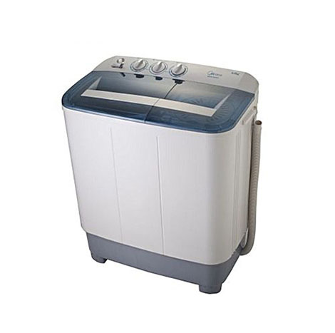 Midea Semi-auto Washing Machine-10kg (MTC100-P1101Q)