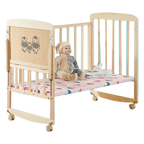 Multi-function Foldable 3 in 1 Baby Cradle Bunk Bed Set (NBPY-209)