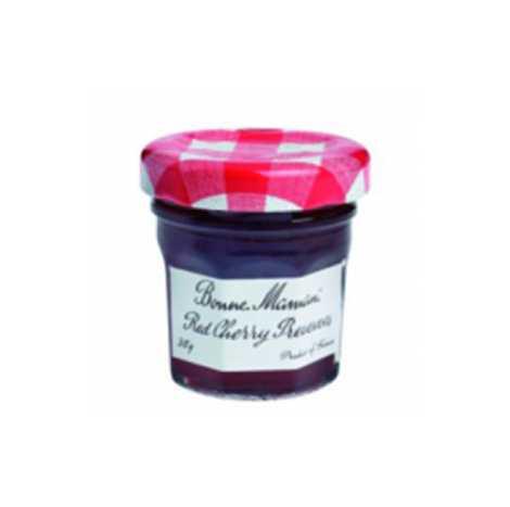 BONNE MAMAN Red Cherry Preserves Jam 370G ( BM02007 )