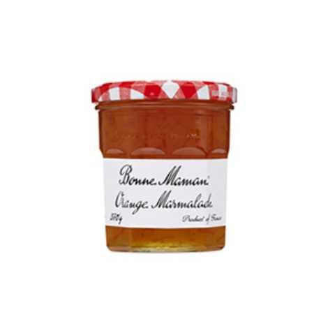 BONNE MAMAN Orange Marmalade Jam 370G (BM02010)
