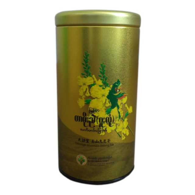 Myanmar Tah Moe Hnye Oolong Tea (150G)