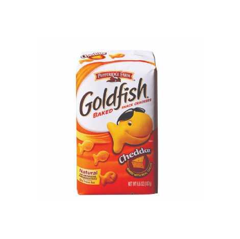 PEPPERIDGE FARM Chedder Goldfish 187G (PF04007)