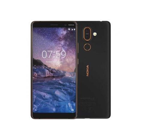 NOKIA 7 Plus (4GB/64GB) ( TA-1046 )Black Copper