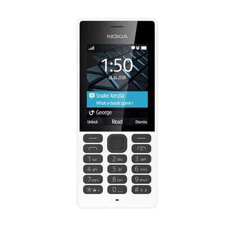 Nokia 150 Keypad, White