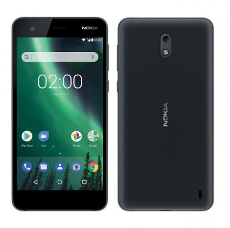 Nokia 2 (1GB, 8GB) Black