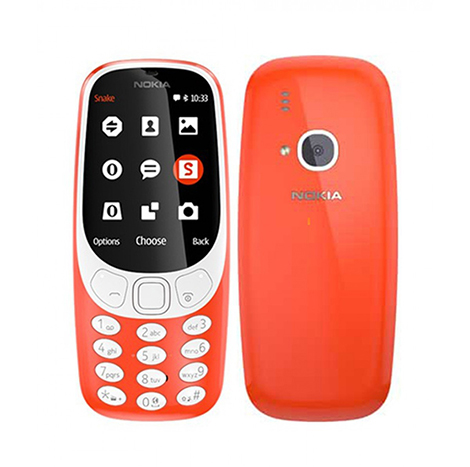NOKIA 3310 2017 (16MB) Red