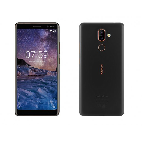 Nokia 7 Plus (4GB, 64GB) Black