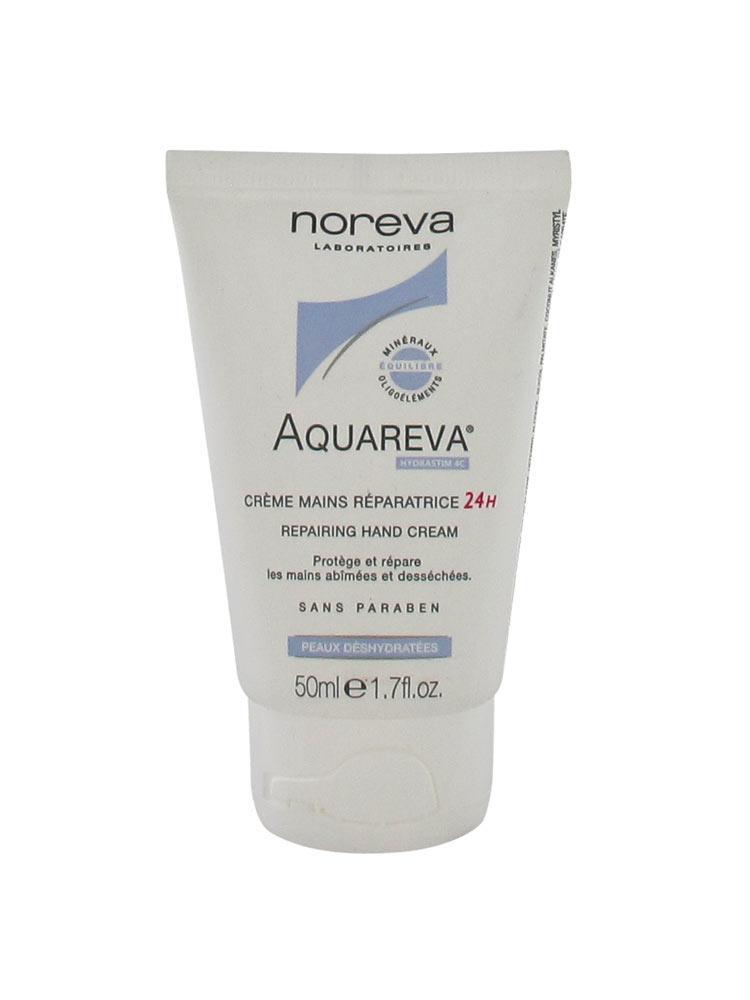 Noreva AQUAREVA 24H repairing hand cream 50ml