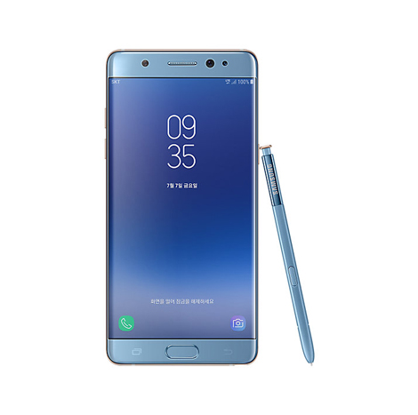 SAMSUNG Galaxy Note FE (Fan Edition) 64GB LTE Blue