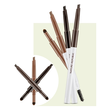 NATURE REPUBLIC MULTIPLE 3D ALL IN ONE BROW 0.7g (NRE-18)
