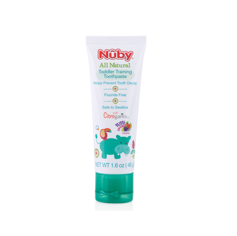 Nuby Toddler Training Toothpaste