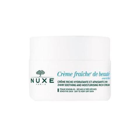 Nuxe Crème Fraiche Enrichie Dry Skin (50ml)