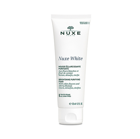 NUXE White Cleansing Foam (125 ml)