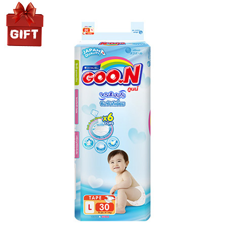 GOO.N Jumbo Pack Thai Tape L 30