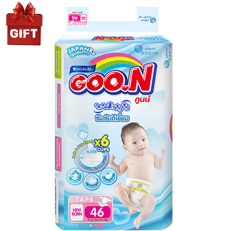 GOO.N Jumbo Pack Tahi Tape NB 46