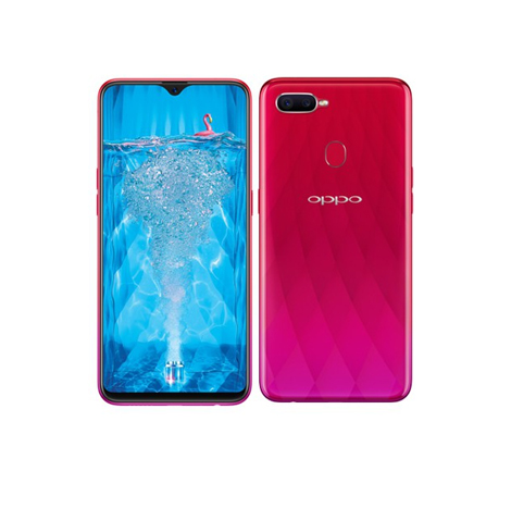 Oppo F9 ( 6GB ,64GB ) Sunrise Red